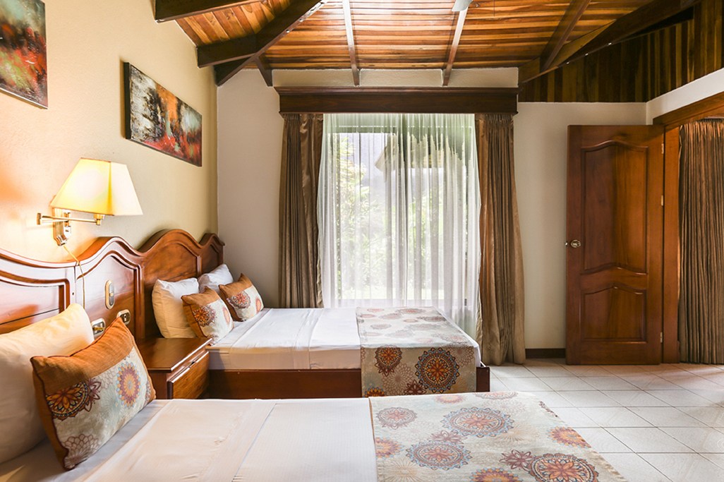 Arenal Paraiso Bedroom