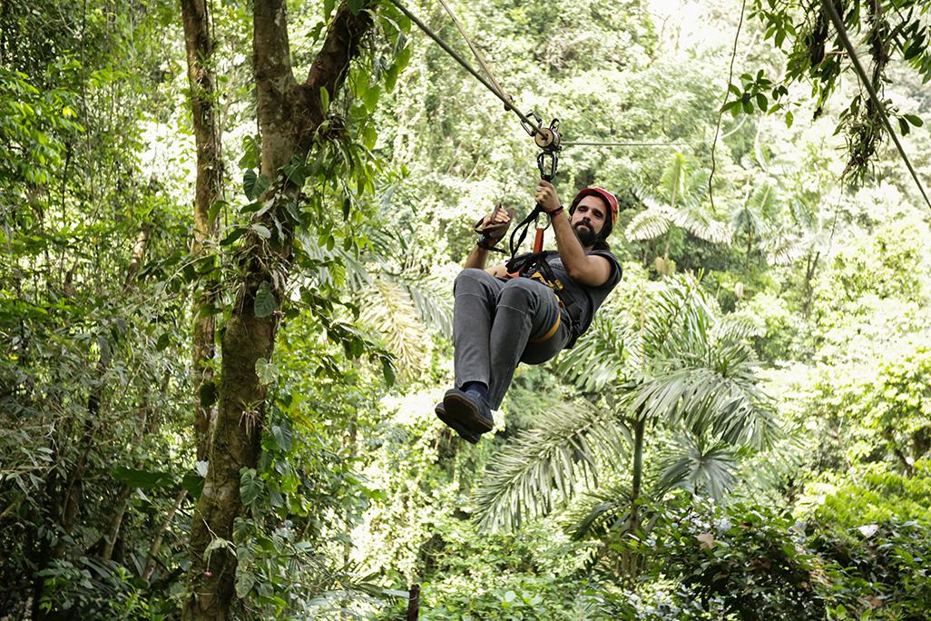 Arenal Paraiso Canopy Zipline