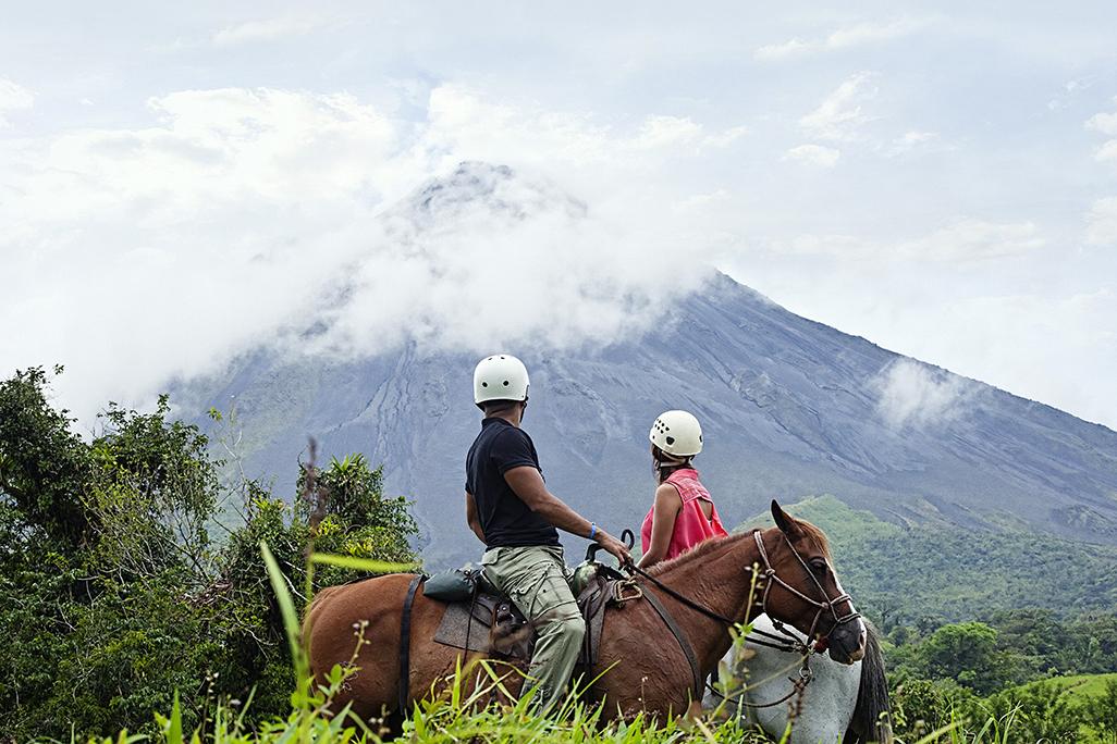 Arenal Paraiso Horseback Riding
