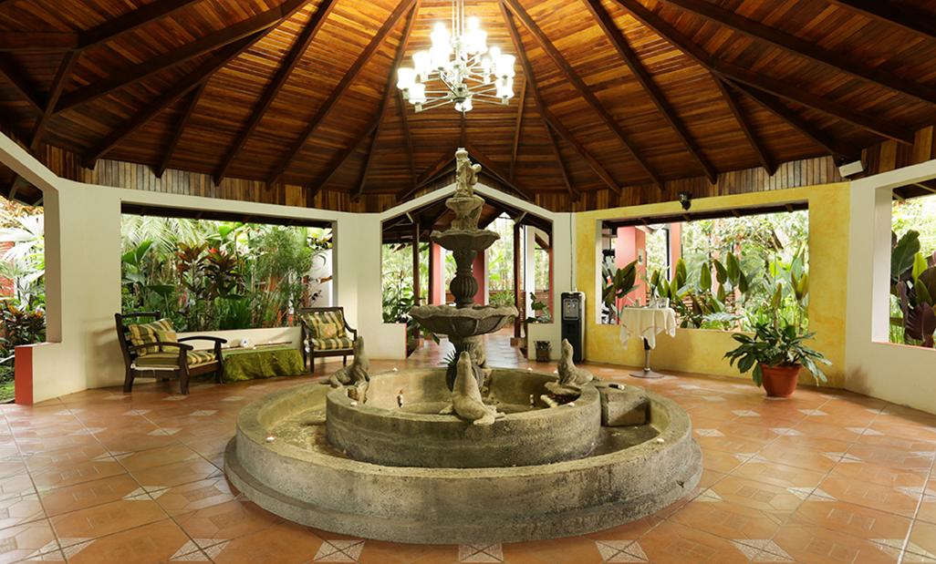 Arenal Paraiso Lobby