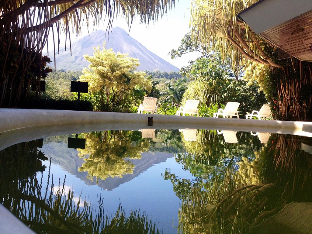 Arenal Paraiso Pool Bar