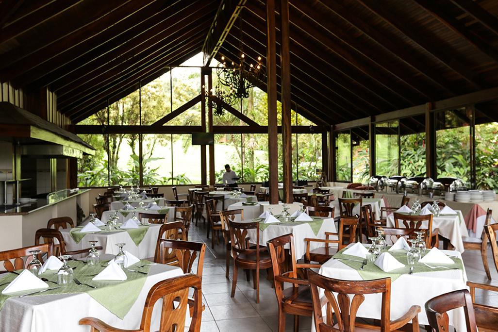 Arenal Paraiso Restaurant