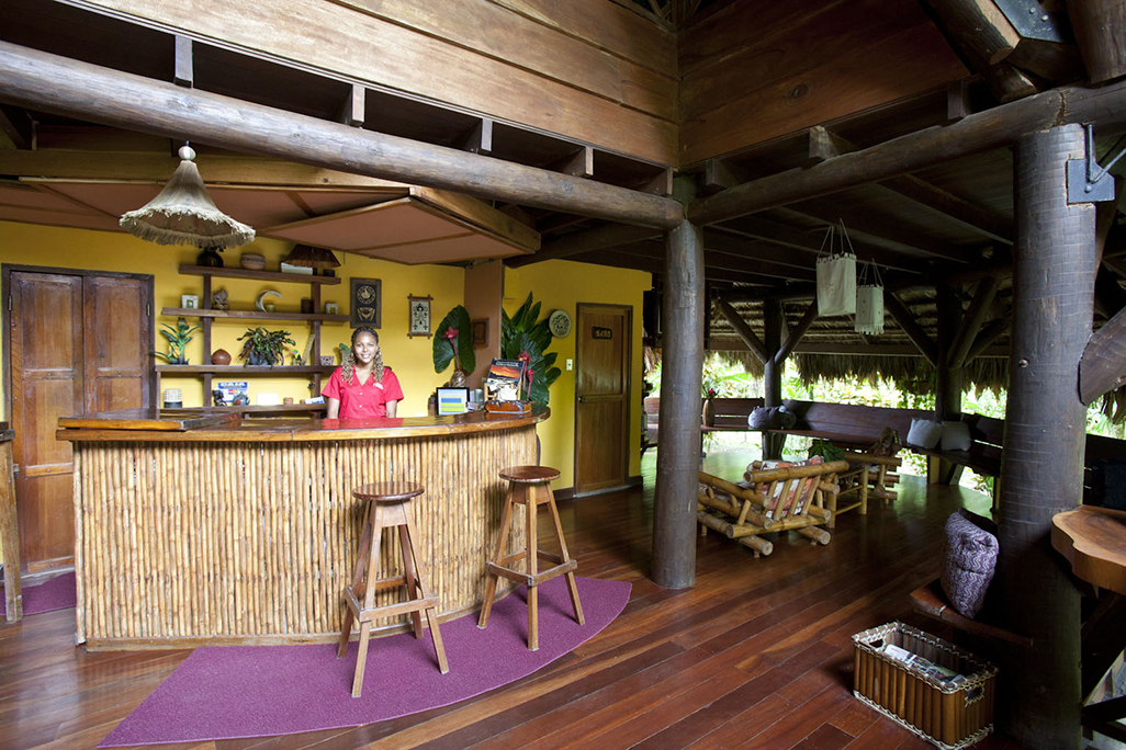 Azania Bungalows Bar