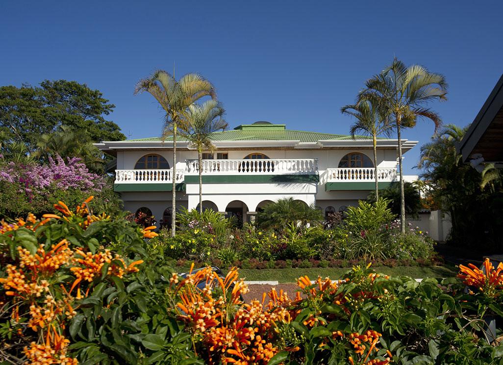 Buena Vista Hotel Exterior