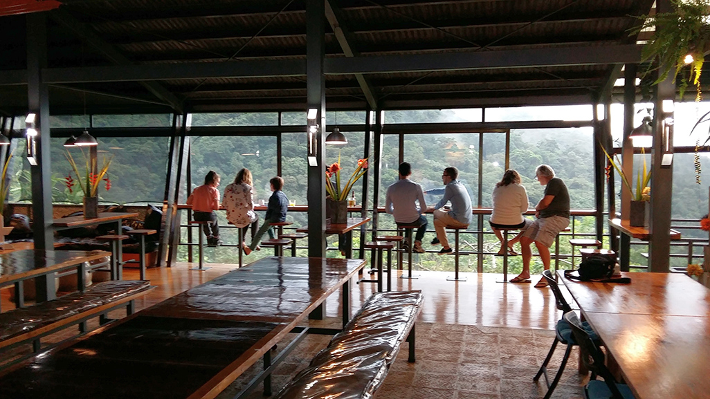 Celeste Mountain Lodge Viewing