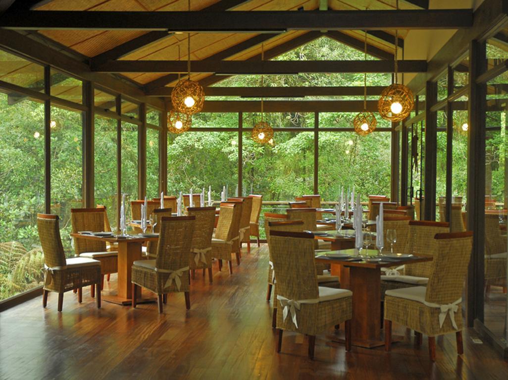 El Silencio Lodge Restaurant Las Ventanas