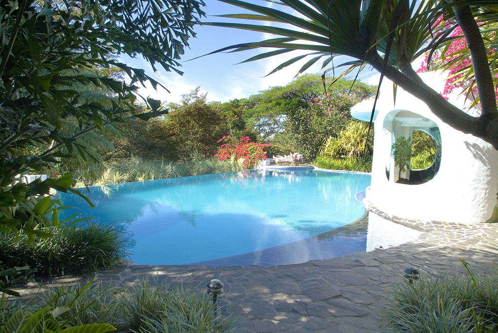 Finca Rosa Blanca Ionized Pool