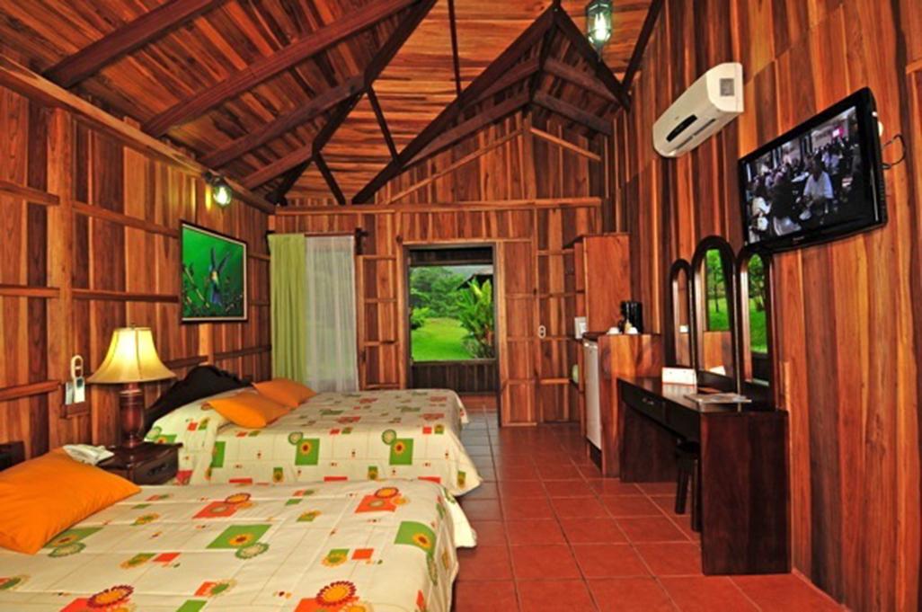 Lomas Del Volcan Standard Room