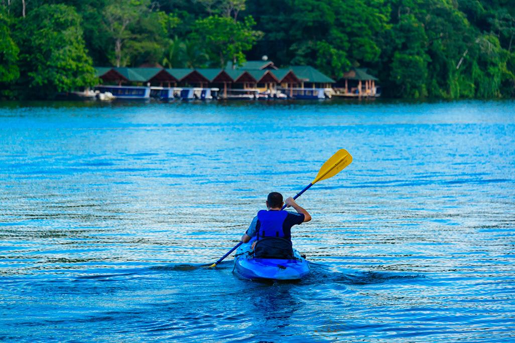 Manatus Canals Kayak