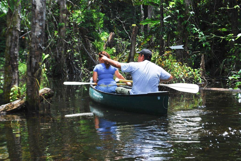 Maquenque Canoe