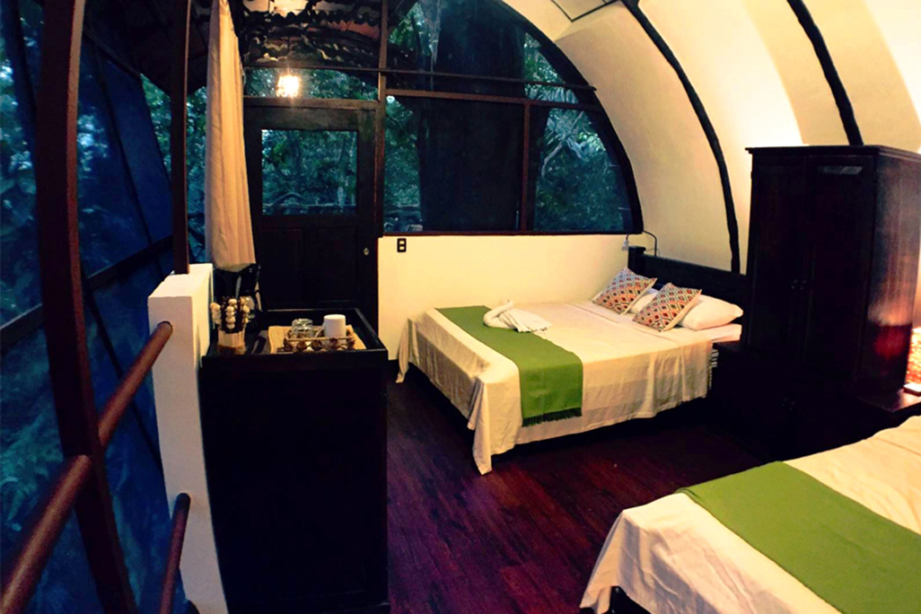Maquenque Eco-Lodge Tree House