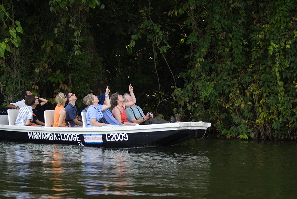 Mawamba Boat Tour