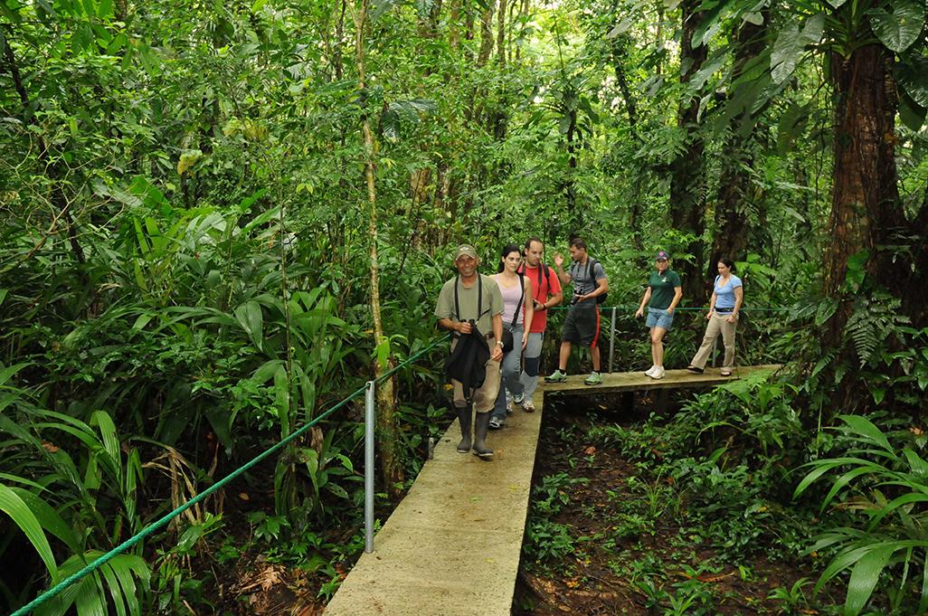 Mawamba Trail