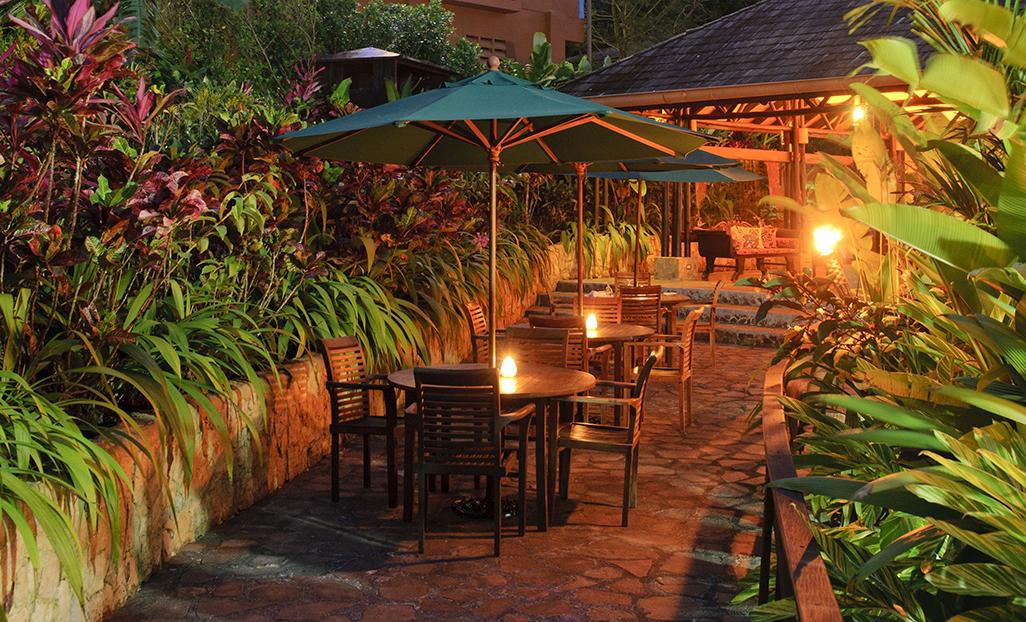 Nayara Asia Luna Restaurant