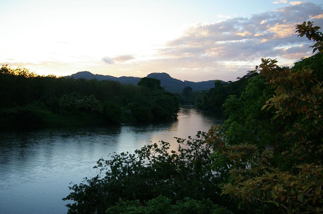 Pedacito De Cielo View River