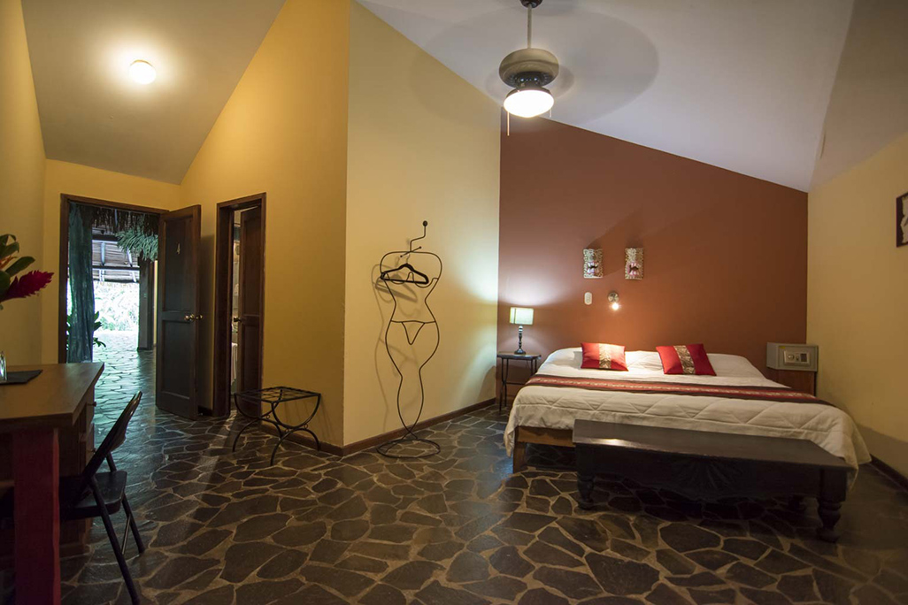 Sarapiquis Rainforest LodgeCentro Neotropico Deluxe Room