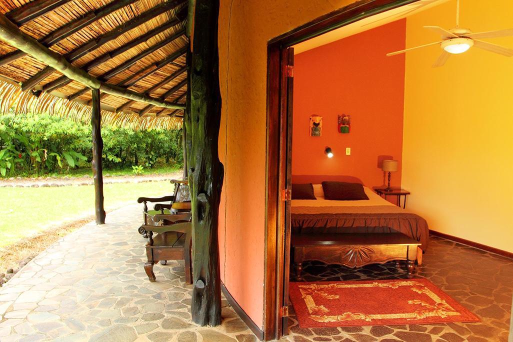 Sarapiquis Rainforest Lodge Centro Neotropico Deluxe Room Outside
