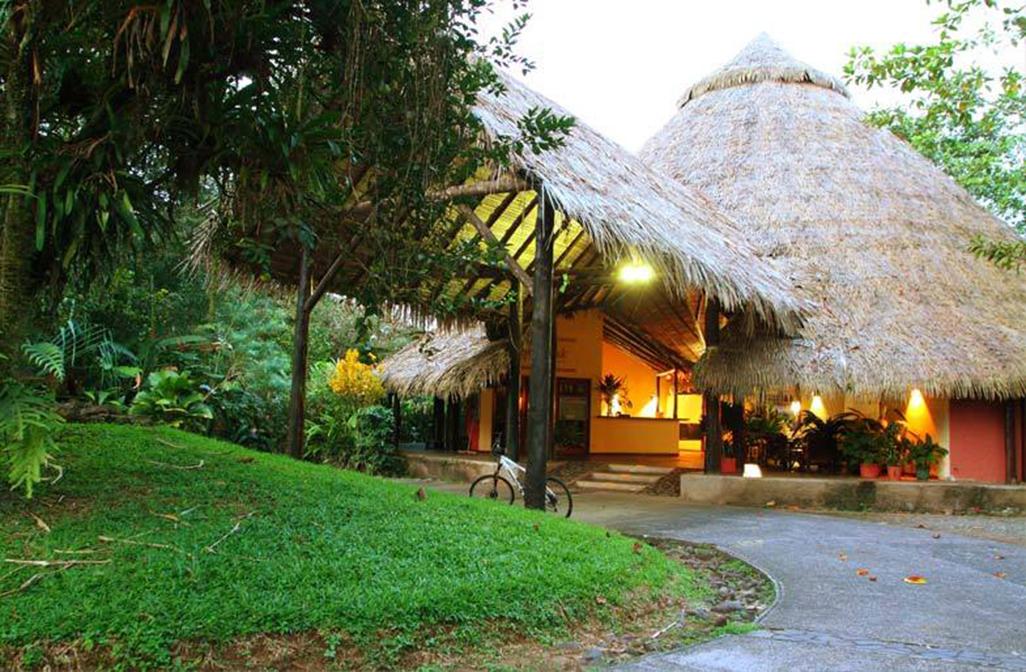 Sarapiquis Rainforest Lodge Reception