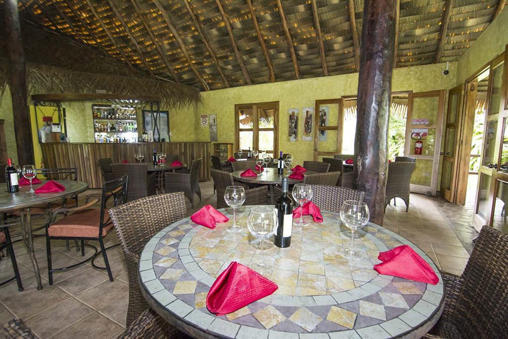 Sarapiquis Rainforest Lodge Restaurant