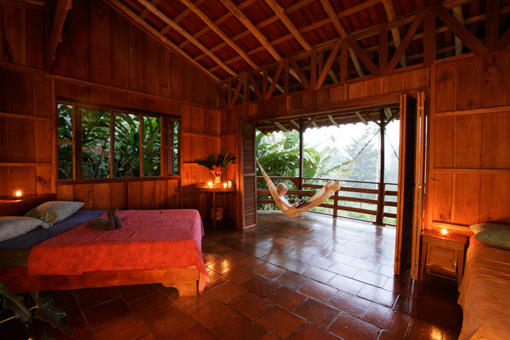 Selva Bananito Lodge Superior Room