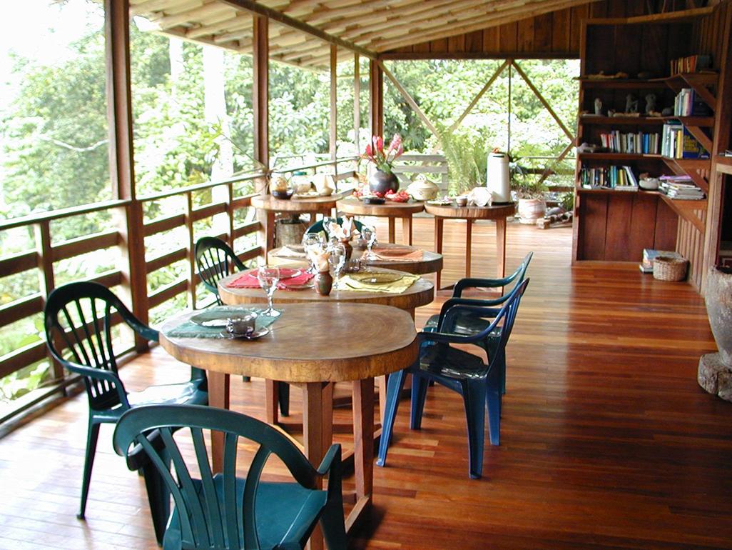Selva Bananito Restaurant