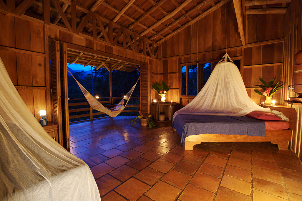 Selva Bananito Superior Room