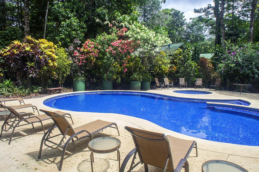 Selva Verde Lodge Pool