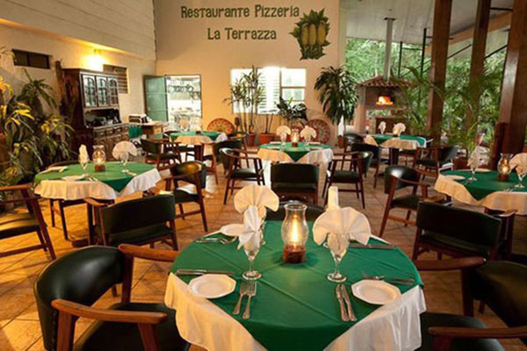 Selva Verde Lodge Restaurant