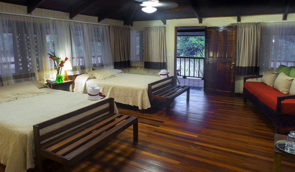 Selva Verde Lodge Standard Sarapiqui Room