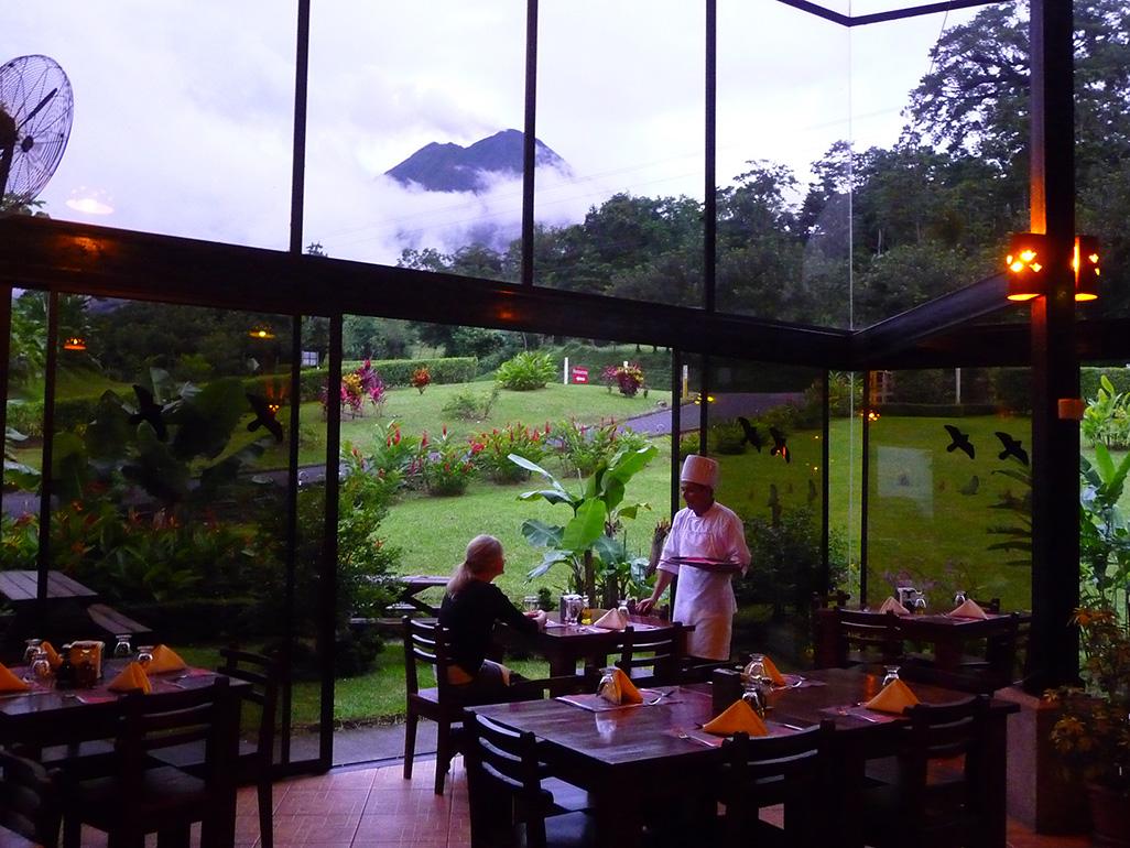 Arenal Volcano Inn Restaurant