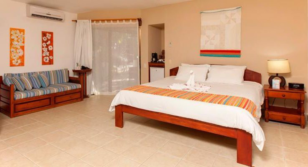 Bahia Del Sol Deluxe Room