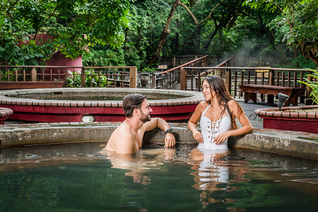 Borinquen Hot Springs