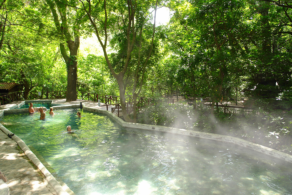 Buena Vista Lodge Thermal Pool