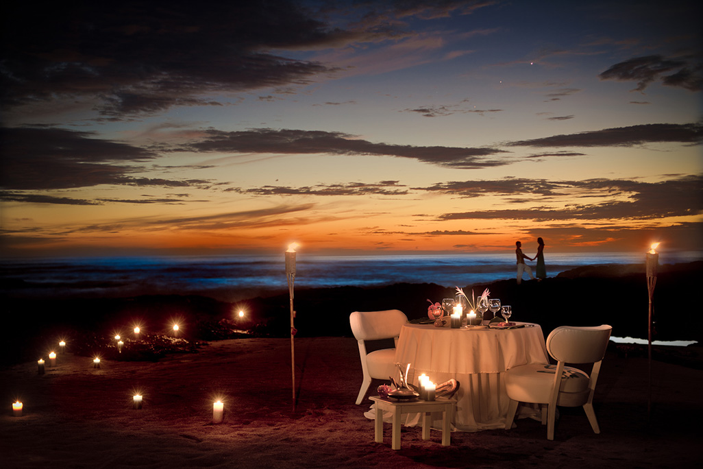 Cala Luna Romantic Dinner