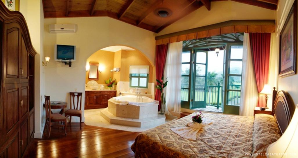 Casa Turire Master Suite