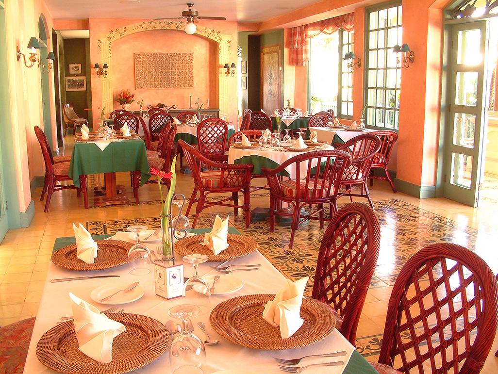 Casa Turire Restaurant