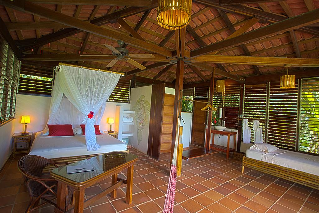 El Remanso Classic Cabin View