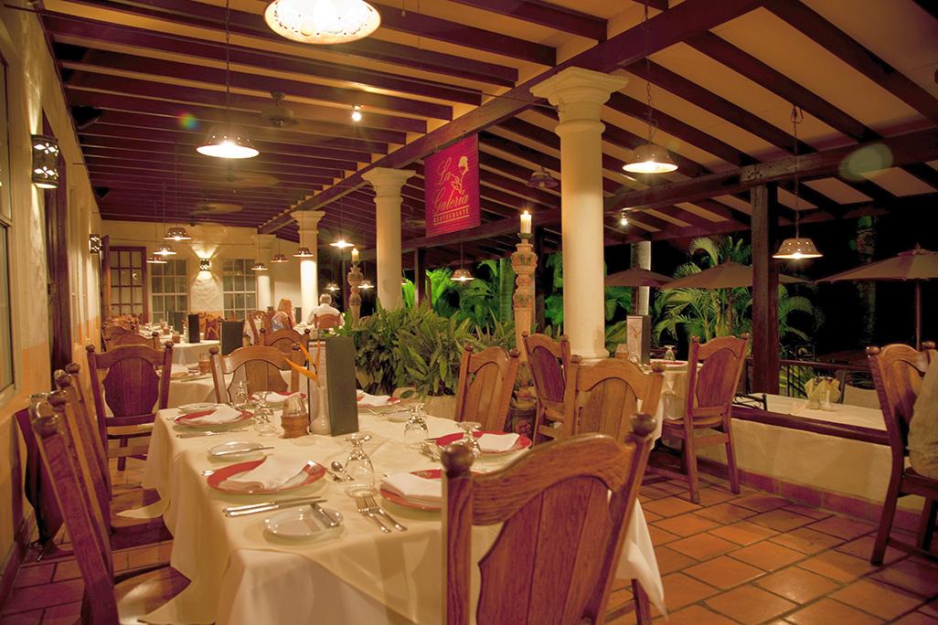 Parador Gallery Restaurant