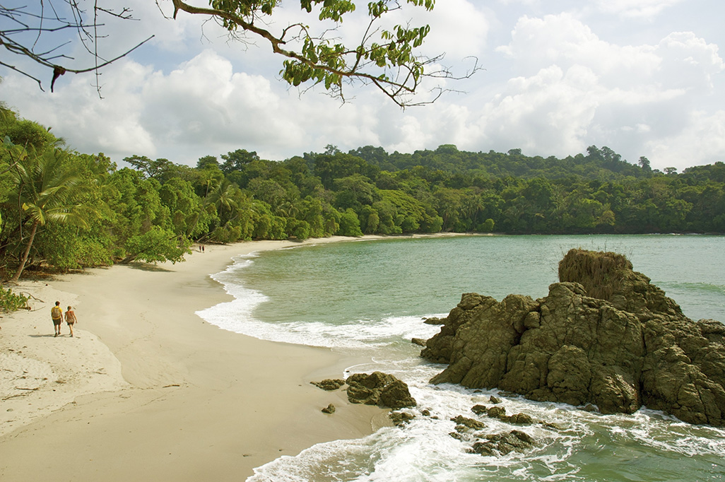 Parador Manuel Antonio National Park Beach