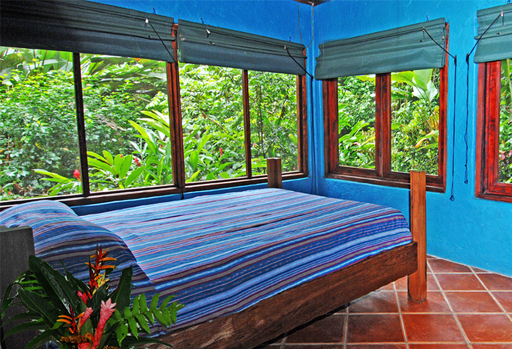 Playa Nicuesa Jaguar House Master Bedroom