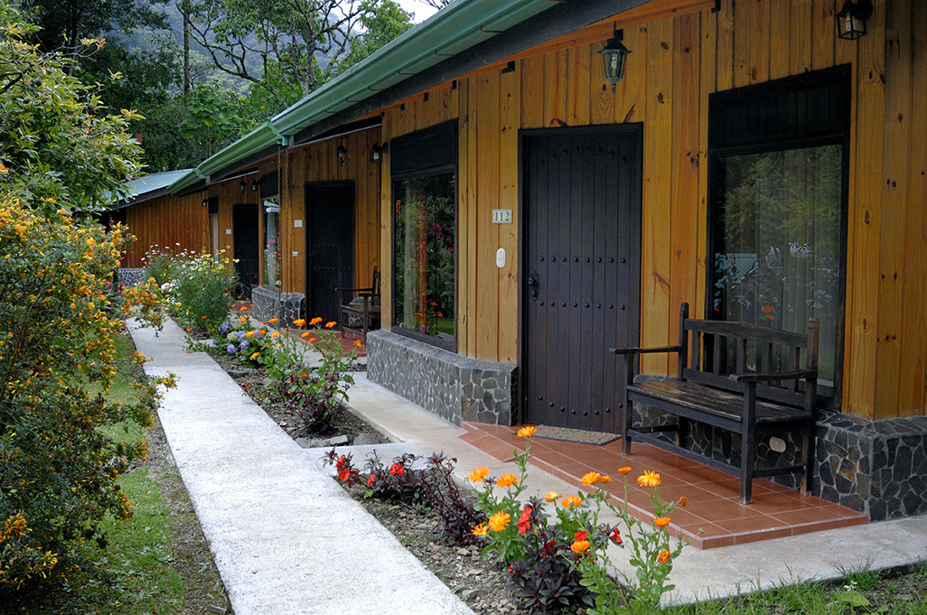Savegre Lodge Junior Suites Outide