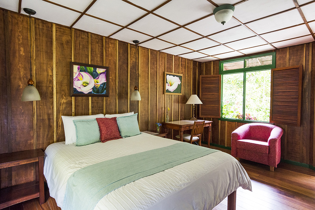 Trogon Lodge Standard  Room