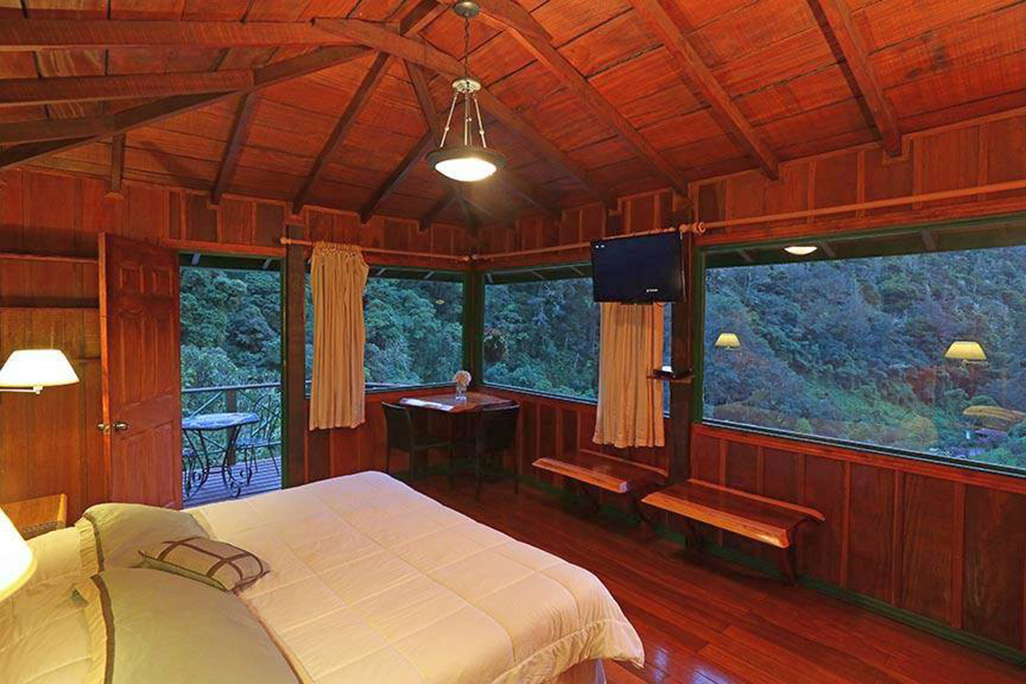 Trogon Lodge Superior Room