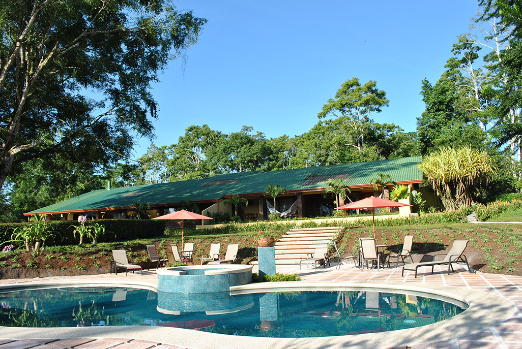 Villa Florencia Pool