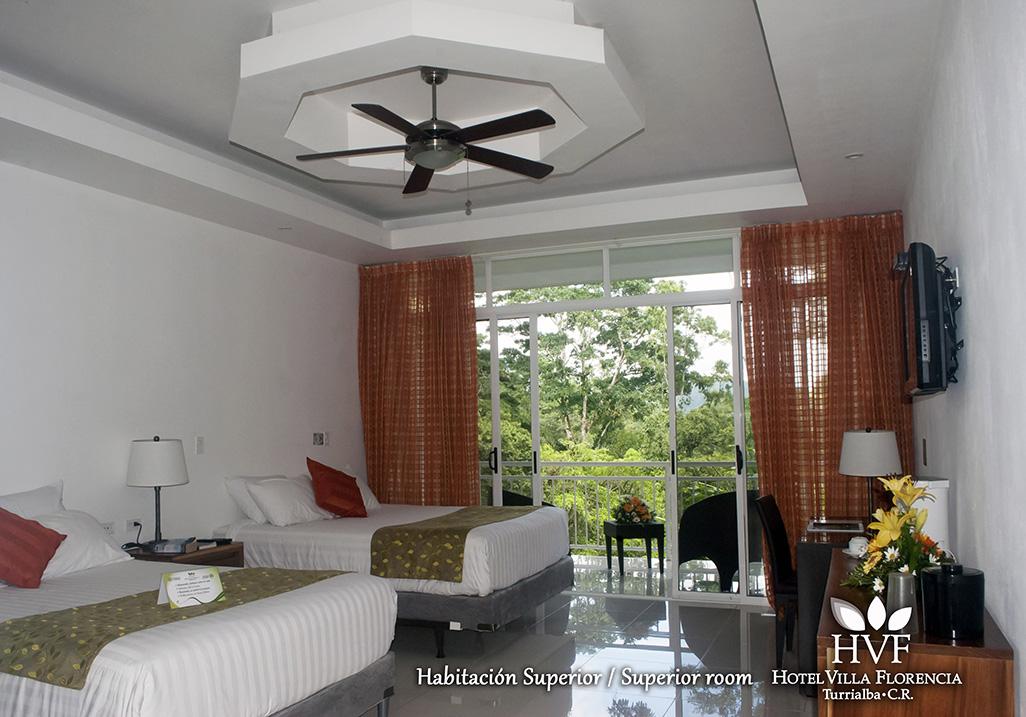 Villa Florencia Superior Room