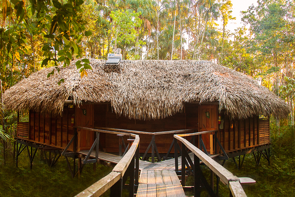 La Selva, Eco-Lodge, Ecuador
