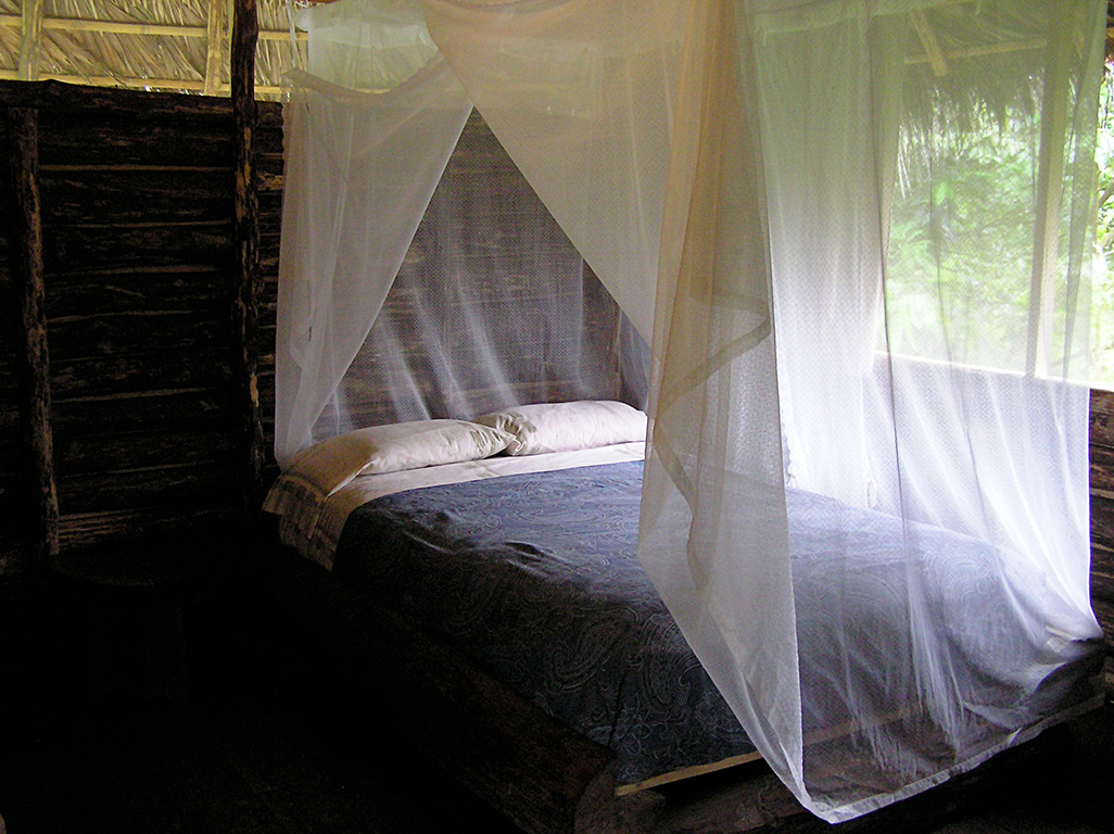 Yacuma Lodge, cabana