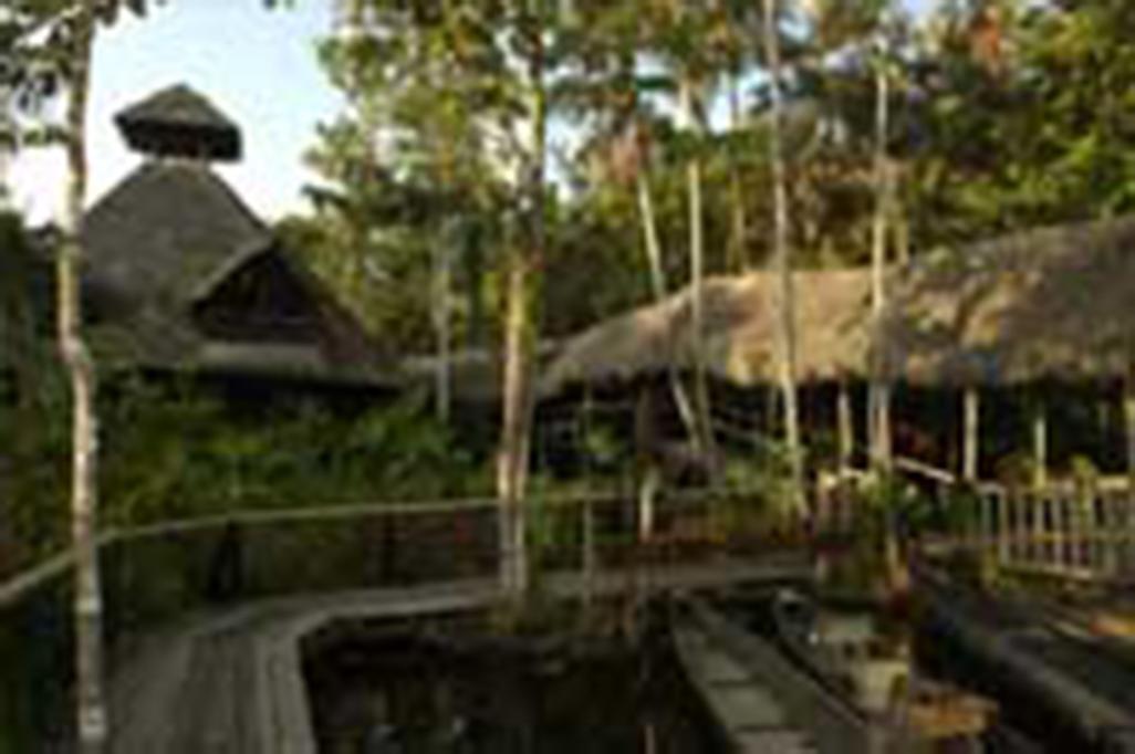La Selva, Eco-Lodge, Ecuador