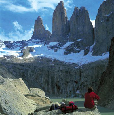 Torres Del Paine trekking, Chile
